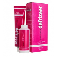 """Personal Touch """"Defrizeer"""" Smoothing Cream - Набор для перманентного выпрямления волос без нагревания 100 мл."""