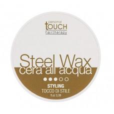 Personal Touch Steel Wax Воск-блеск на водной основе для моделирования волос 100 мл.