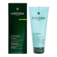Rene Furterer Astera Sensitive Shampoo - Успокаивающий шампунь для чувствительной кожи головы, 200 мл