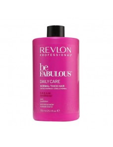 Revlon Professional Be Fabulous C.R.E.A.M. Conditioner - Кондиционер для ежедневного использования для нормальных/густых волос  750 мл