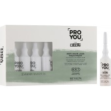 Revlon Professional Pro You The Winner Anti-Hair Loss Treatment - Ампулы против выпадения волос, 12x6мл
