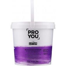Revlon Professional Pro You The Lifter Bleaching Powder - Осветляющая пудра для волос 500 г