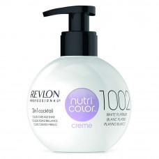 Revlon Professional Nutri Color Creme - Тонирующий бальзам, 270 мл.
