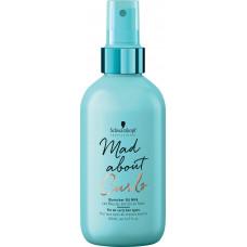 Schwarzkopf Professional Mad About Curls Quencher Oil Milk - Масляное молочко для волос, 200 мл