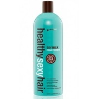 Sexy Hair Soymilk Conditioner - Кондиционер на соевом молоке для обычных и окрашенных волос 1000 мл.