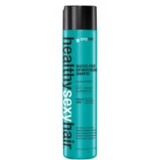 SexyHair Healthy Moisturizing Shampoo - Шампунь увлажняющий БЕЗ сульфатов 300 мл