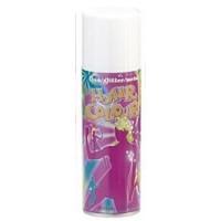 Hair Colour White Мetallic - Спрей для волос белый, 125 мл