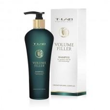 T-LAB Professional Volume Filler Shampoo - Шампунь для объема и биоэнергии, 750 мл