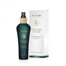 T-Lab Professional Volume Filler Tonic Spray - Спрей-кондиционер для объема и биоэнергии, 130 мл