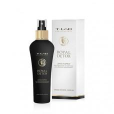T-LAB Professional Royal Detox Leave-in Spray - Несмываемый спрей для абсолютной детоксикации волос, 130 мл
