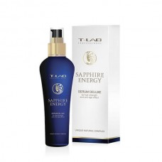 T-LAB Professional Sapphire Energy Serum Deluxe - Сыворотка для силы волос и эффекта анти-эйдж 130 мл