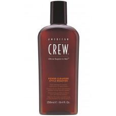 American Crew Classic - Power Cleanser Style Remover - Ежедневный шампунь для глубокой очистки