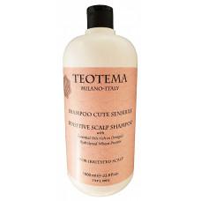 Teotema Sensitive Scalp Shampoo - Шампунь для чувствительной кожи головы, 1000 мл