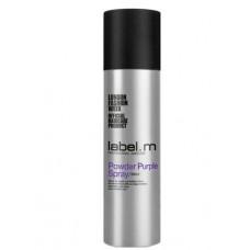 Label m. Powder Purple Spray - Спрей для волос лиловый 150 мл