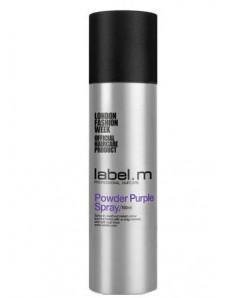 Label M Powder Purple Spray - Спрей для волос лиловый 150 мл
