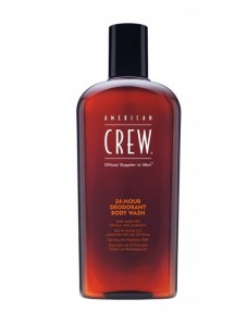 "American Crew 24-hour deodorant body wash - Гель для душа ""Защита от пота 24 часа"", 450 мл"