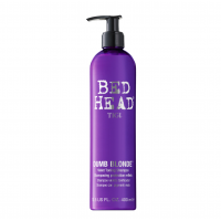 Tigi Dumb Blonde Purple Toning Shampoo - Фиолетовый шампунь для блондинок 400 мл