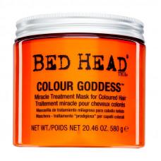 Tigi Color Goddess Miracle Mask For Colored Hair - Питательная маска для брюнеток 580 г