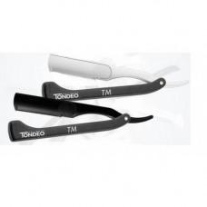 Бритва Tondeo Messer TM black Set incl. 10 Klingen