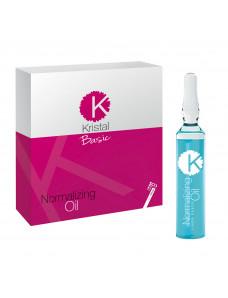 bbCOS Kristal Basic - Масло для поврежденных волос, 12*10