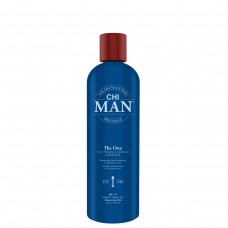 CHI Man The One 3-in-1 Shampoo, Conditioner & Body Wash - Шампунь-гель для душа 3 в 1 для мужчин 355 мл