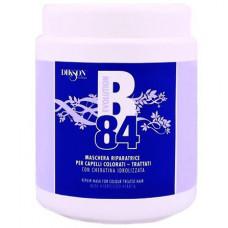 Dikson B 84 Repair Mask For Colour-Treated Hair - Восстанавливающая маска для окрашенных и подвергнутых химической обработке волос 1000 мл.