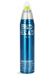 Tigi Bed Head Masterpiece Hairspray - Лак для волос с интенсивным блеском, 300 мл.