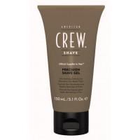 American Crew Precision Shave Gel - Гель для точного бритья, 150 мл