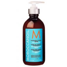 MoroccanОil Intense Curl Cream Крем увлажняющий интенсивного действия для кудрей, 300 мл.
