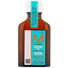 MoroccanOil Light Oil Treatment Восстанавливающее масло для тонких и светлых волос 25 мл.