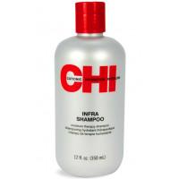 CHI Infra Shampoo - Увлажняющий шампунь для всех типов волос, 350 мл