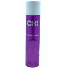 CHI Magnified Volume Spray - Влагостойкий, быстросохнущий лак для придания объема и блеска, 510 мл
