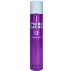 CHI Magnified Volume Spray XF Влагостойкий быстросохнущий лак экстра сильной фиксации, 300 мл.