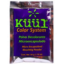 KÜÜL Color System Bleaching Powder Обесцвечивающий порошок 50 гр