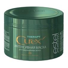Estel Professional CUREX THERAPY - Интенсивная маска для поврежденных волос, 500 мл.