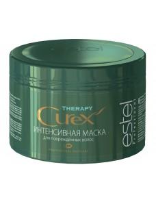 Estel Professional CUREX THERAPY Интенсивная маска  для поврежденных волос, 500 мл.