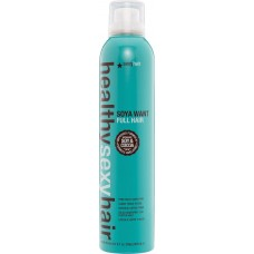 Sexy Hair Soya Want Full Hair Firm Hairspray Лак для волос соевый сильной фиксации 300 мл