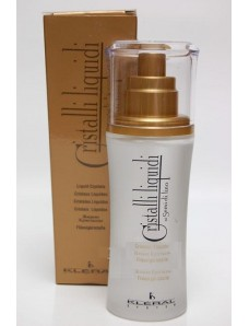 Kleral Semi Di Lino Line Liquid Crystals - «Жидкие кристаллы»Сыворотка для кончиков волос с маслом льна, 80 мл
