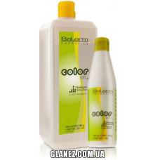 Salerm Cosmetics Emulsion Reveladora Эмульсия осветляющая проявляющая для тонирования 1,5%, 200 мл.