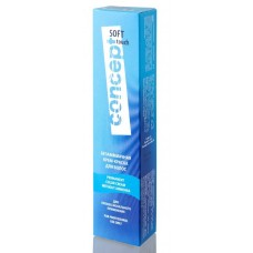 Concept Professionals Soft Touch Стойкая Крем-краска для волос без аммиака, 60 мл.