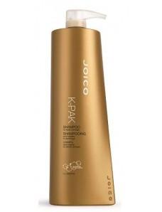 Joico K-PAK Reconstruct Shampoo - Шампунь восстанавливающий для поврежденных волос, 1000 мл.