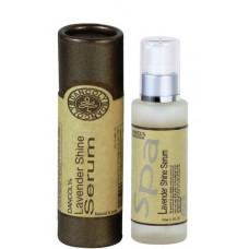 Dancoly Lavender Shine Serum Сыворотка для блеска волос с лавандой 100 мл.