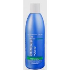 Concept Live Hair Бальзам для придания объема для жирных волос, 300 мл.