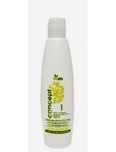 Concept Biotech Reconstruktor Shampoo - Шампунь-реконструктор для поврежденных и ослабленных волос, 250 мл