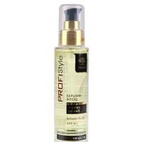Profistyle Бальзам-флюид с маслом Арганы для восстановления волос, 100 мл