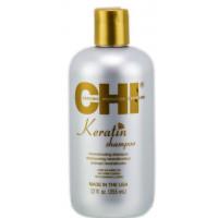 CHI Keratin Reconstructing - Кератиновый шампунь без сульфатов, 350 мл
