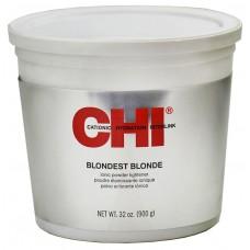 CHI Blondest Blonde Ionic Powder Lightener - Порошок-пудра для осветления волос,  900 г