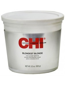 Осветляющий порошок - CHI Blondest Blonde Ionic Powder Lightener 900 граммов