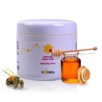 Kaaral Royal Jelly Cream - Реконструирующая крем-маска для волос с пчелиным маточным молочком, 500 мл.