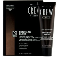 American Crew Precision Blend Система маскировки седины